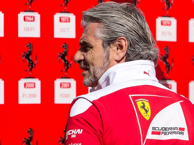 Команда Формулы-1 «Феррари» снова не стала чемпионом мира