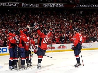 Итоги игрового дня НХЛ (23.04.2013)