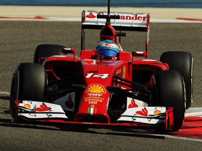 Задачи команд на заключительные тесты Формулы-1