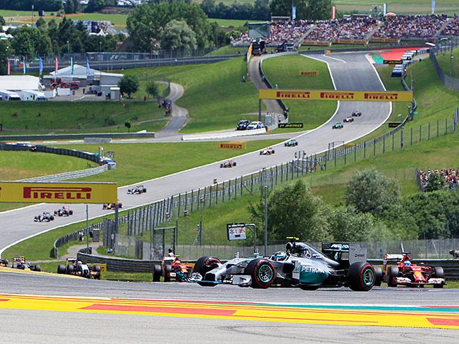 Главные загадки Гран-при Австрии Формулы-1