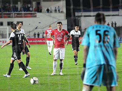 Почему «Спартак-Нальчик» и «Торпедо» играли до гола?