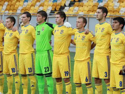 Украина – Литва – 4:1