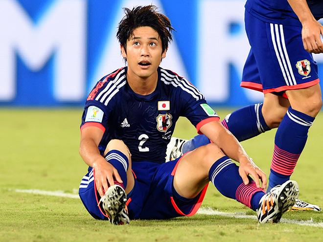 Япония – Греция – 0:0