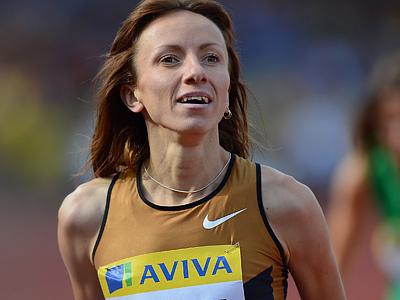 Лёгкая атлетика. Мария Савинова