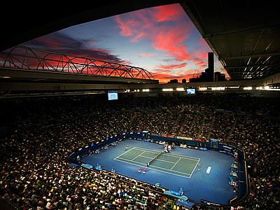 Расписание 13-го игрового дня Australian Open-2013