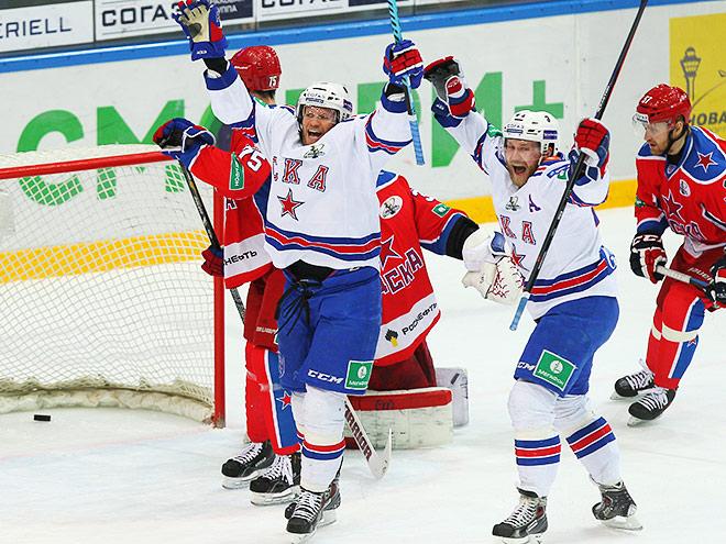 СКА выиграл у ЦСКА