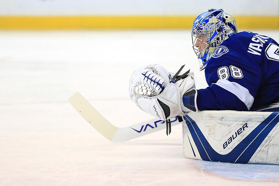 Василевский остался без «Везины». Церемония вручения призов НХЛ. Как это было