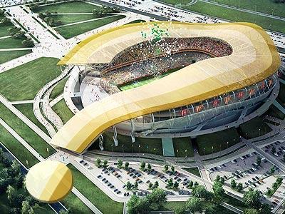 Этапы строительства стадионов к чемпионату мира 2018