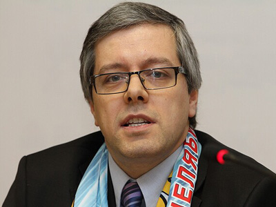 Дмитрий Ефимов - о международных планах МХЛ и сотрудничестве с Европой