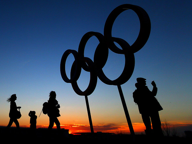 Как узнать Олимпиаду с одного взгляда