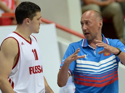 Семён Антонов и Василий Карасёв