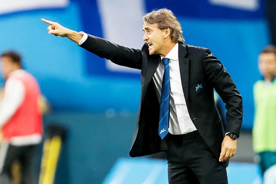 Манчини входит вшорт-лист претендентов напост тренера сборной Италии