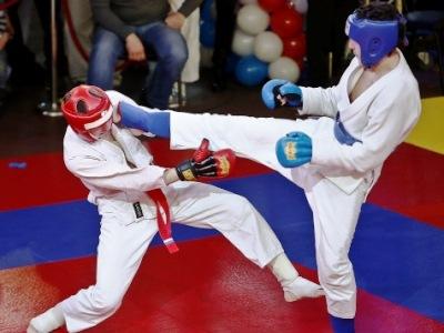 Определились чемпионы по рукопашному бою