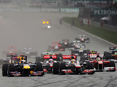 Гран-при Канады прошёл в Сепанге