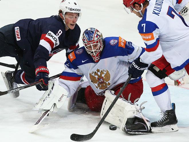 ЧМ-2015. Полуфинал. Россия – США – 4:0