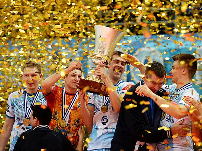 Игроки ВК «Динамо» Москва