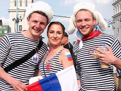 Российские болельщики – о том, что с ними происходило в Польше