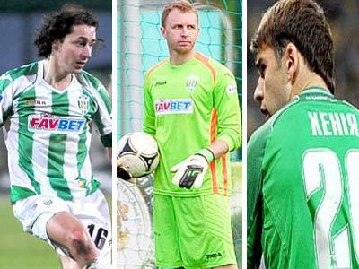 Трансферная стоимость 19 игроков «Карпат»