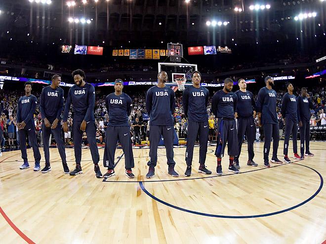 Сборная США – фаворит баскетбольного турнира Олимпиады