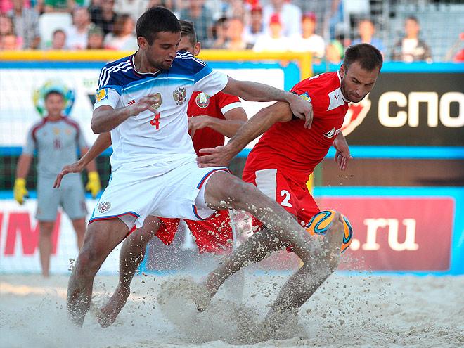 Суперфинал. Россия – Белоруссия. Трансляция матча