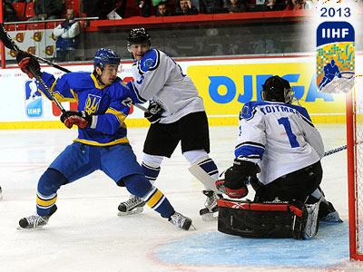 ЧМ по хоккею в Донецке: день второй