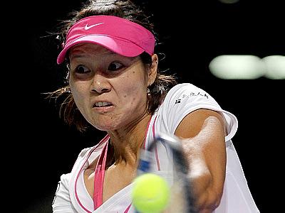 Ли На: всегда играю в свой теннис