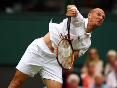 Лондон-2012. Теннис. Николай Давыденко