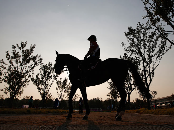 Судья Гэри Роквелл – о конном спорте на Олимпиаде в Рио-де-Жанейро
