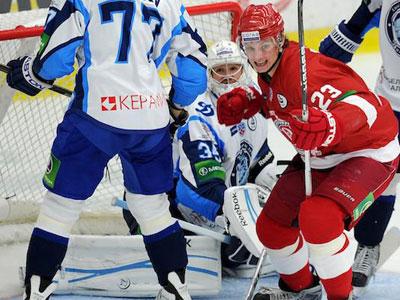 Под присмотром Хейккиля Минск не проигрывает
