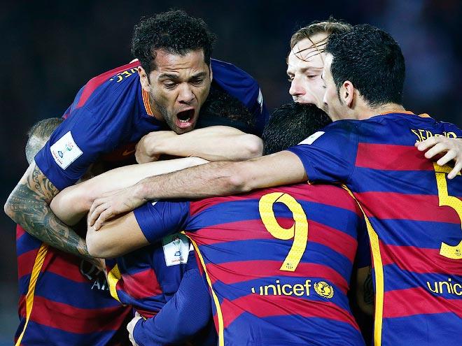 «Ривер Плейт» – «Барселона»