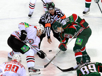 Превью матчей чемпионата КХЛ (23.10.2013)