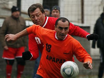 Валерий Шмаров и Самвел Погосян