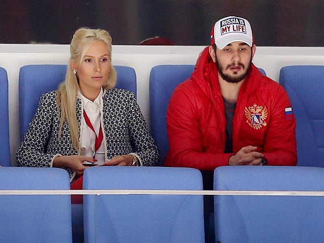 Вячеслав и Марта Войновы