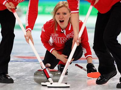 Свищёв: у России есть шансы на медали в кёрлинге