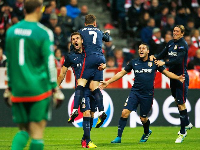 «Бавария» – «Атлетико» – 2:1