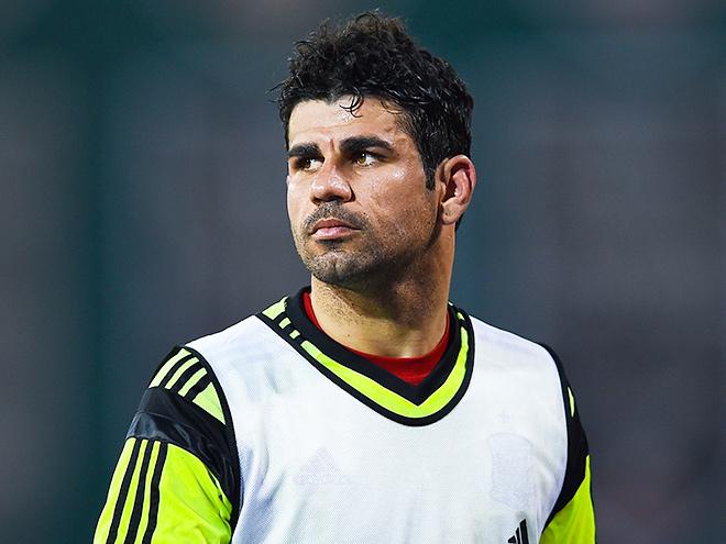 Диего Коста стал игроком «Челси»