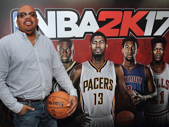 Интервью с продюсером NBA 2K17