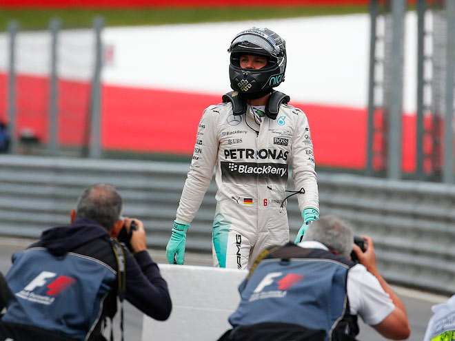 Анализ стартовой решётки Гран-при Австрии Формулы-1