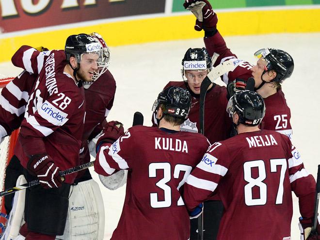Представляем соперника: сборная Латвии