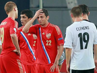 Алан Дзагоев - о судействе на Евро-2013