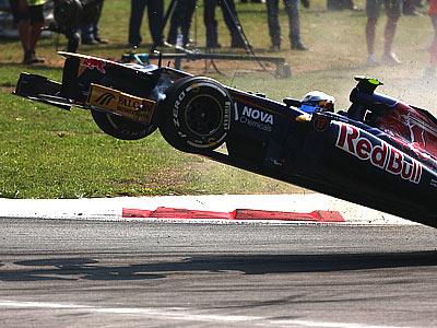 Анализ выступления команд Формулы-1 на Гран-при Италии