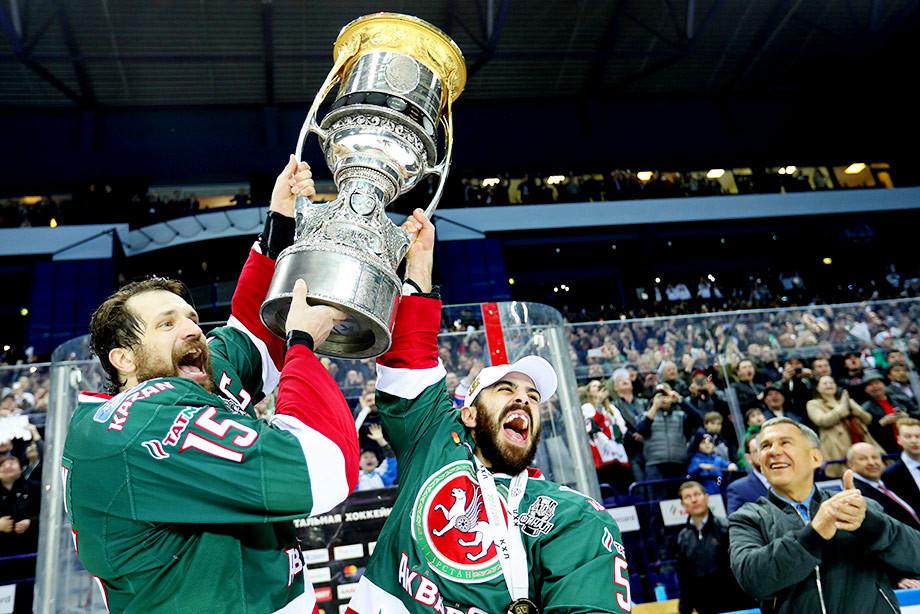 Кто бросит вызов «Ак Барсу»? Как изменились клубы КХЛ на Востоке