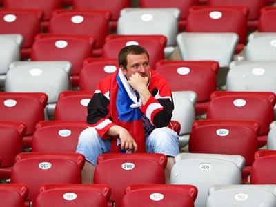 Россия теряет интерес к топ-футболу