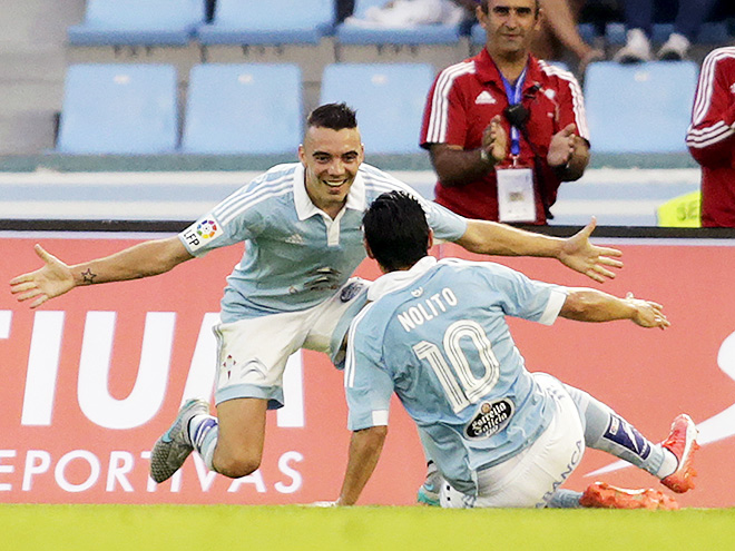 «Сельта» играет с «Реалом»