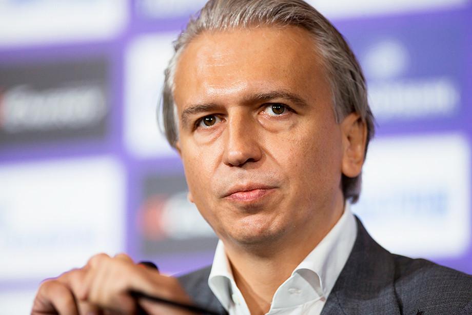 «Чемпионат»: новым президентом РФС будет председатель совета начальников «Зенита» Дюков