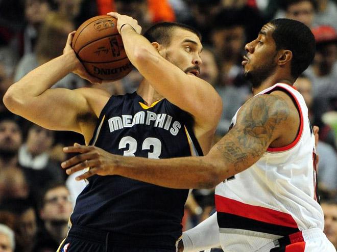 """""""Мемфис"""" вышел во второй раунд плей-офф НБА"""