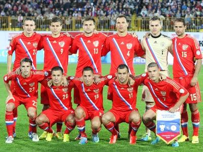 Превью матча ЧМ-2014 Люксембург – Россия