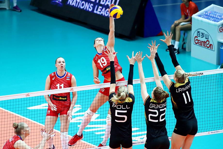 Мария Халецкая – о дебюте в сборной России