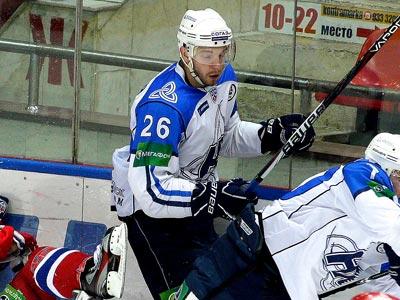 Осала: хочу остаться в КХЛ
