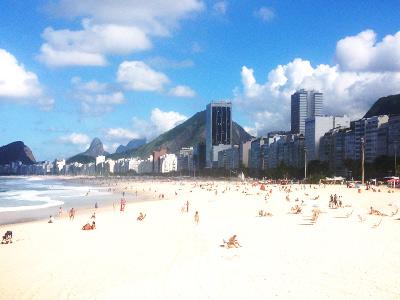 Олег Лысенко – о блеске и нищете Рио-де-Жанейро